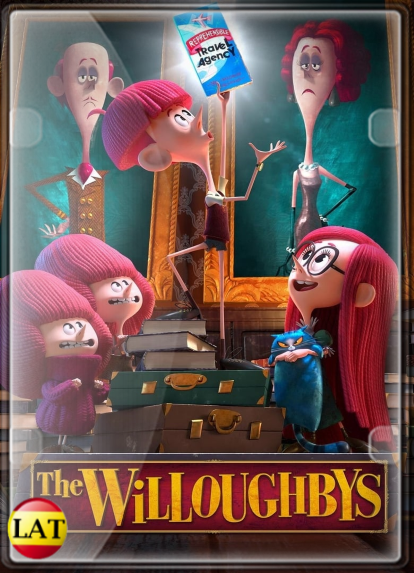 Los Hermanos Willoughby (2020) DVDRIP LATINO
