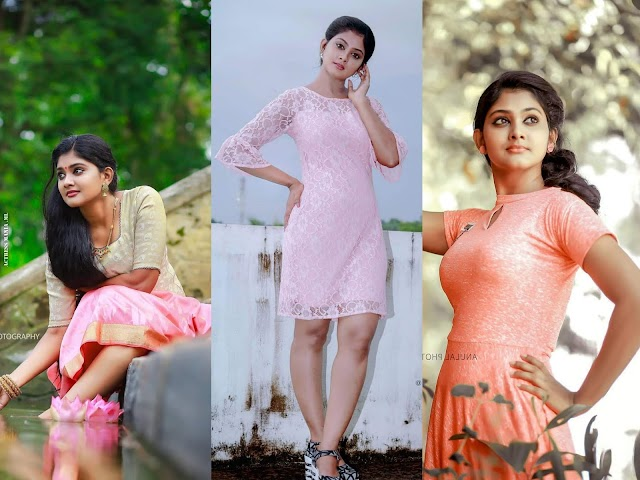 Vindhuja Vikraman Hot Photos
