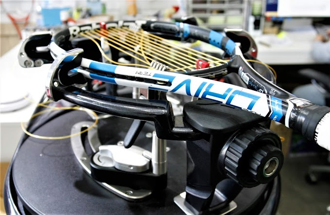 Racket Stringing 101 Course coming in May 2020
