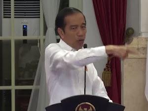 Kinerja Menteri Tak Becus, Jokowi : Bisa Saja Reshuffle