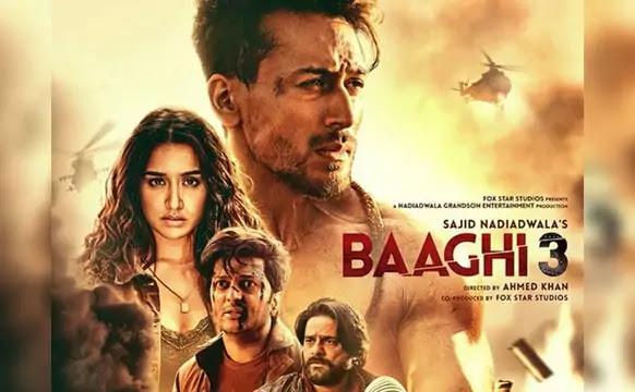 Baaghi 3 Movie review Bollywood Hindi film