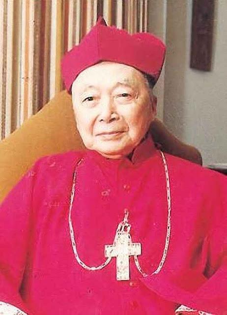 Heróis como o cardeal Kung ficaram para sempre na memória dos fiéis.