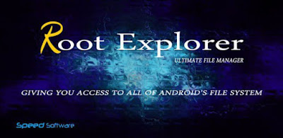 Root Explorer Terbaru v3.3.7 Apk