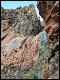 Hidden Haven Waterfall by Bryan Head