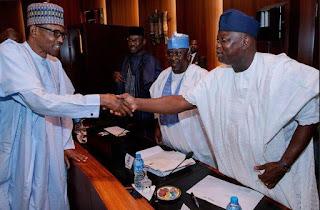 buhari and ambode