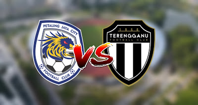 Live Streaming PJ City vs Terengganu Liga Super 22.8.2020