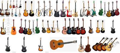 Gambar Daftar Harga Gitar Listrik