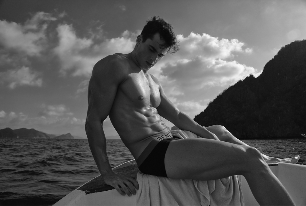 First Look: Pietro Boselli for Bench/Body SS18