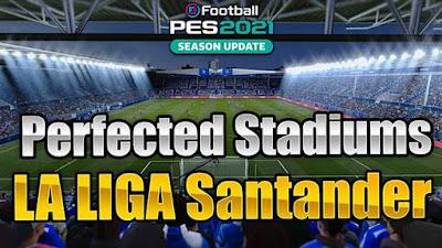 Perfected La Liga Stadium Pack