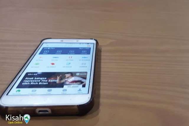 Bolehkah Mitra Install Aplikasi Driver dan Pelanggan di Satu Smartphone Yang Sama