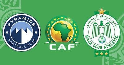 مشاهدة مباراة بيراميدز ضد الرجاء 11-04-2021 بث مباشر في الكونفدرالية الافريقية