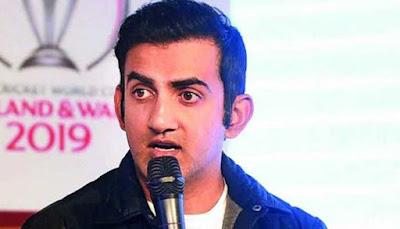 gautam gambhir suggestion to rishabh pant