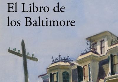 El Libro de los Baltimore - Detalle de la portada