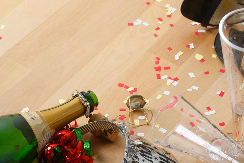 Картинки бардака после нового года