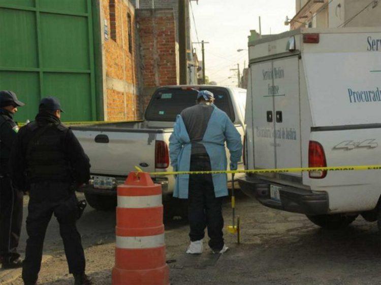 """Ejecutan a """"El Papayo"""" quien salio de la carcel, solo para ser ejecutado en su casa en Guanajuato"""