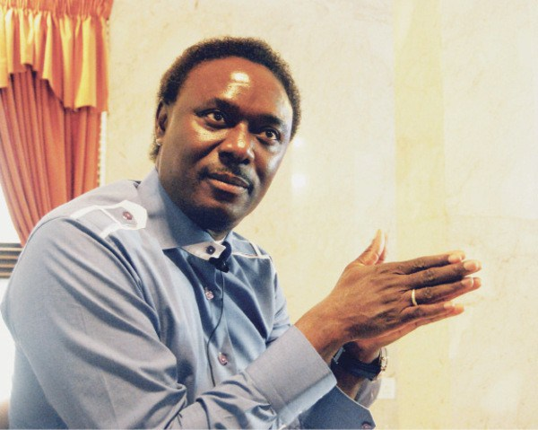 2019 presidency: Pastor Chris Okotie bombards with compelling grammar in support of Buhari