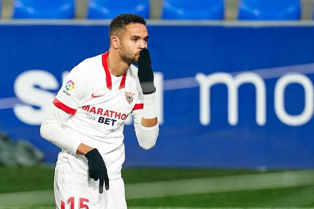 Crónica Huesca 0 - Sevilla FC 1