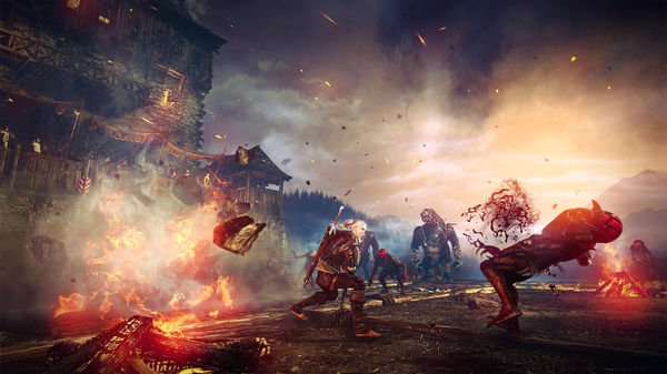 The Witcher 2 Assassins Of Kings Enhanced Edition PC Free Download Screenshot 2