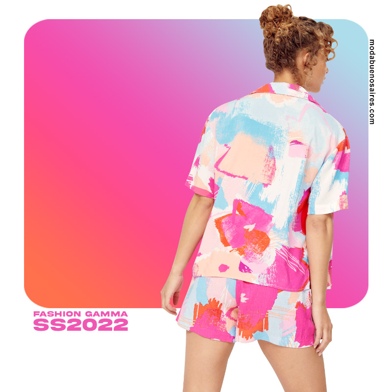 moda verano 2022 ropa de moda mujer