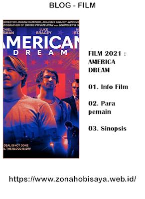FILM 2021 : American Dream