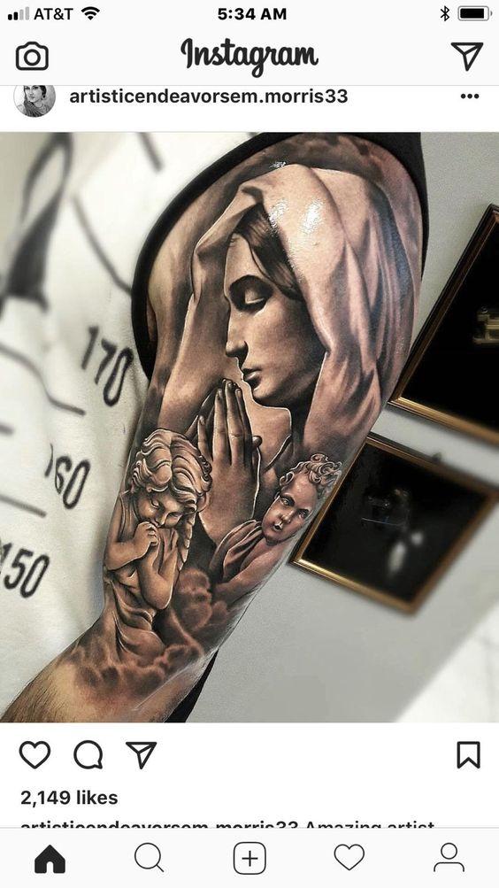 Sleeve Tattoo Designs For Men