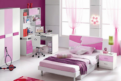 Colorful Girl Bedroom Ideas