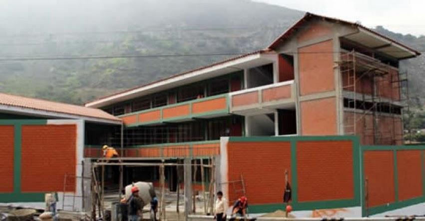MINEDU priorizará inversiones para garantizar seguridad de locales escolares - www.minedu.gob.pe