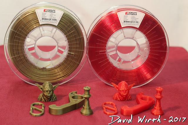 review of 3d printer filament