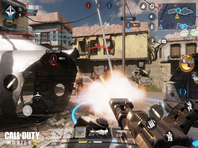 Call of Duty Mobile PC Game Free Download