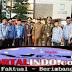 Dandim 0508/Depok Pimpin Upacara Hari Lahir Pancasila