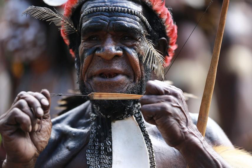 Pikon, Alat Musik Tradisional Dari Papua