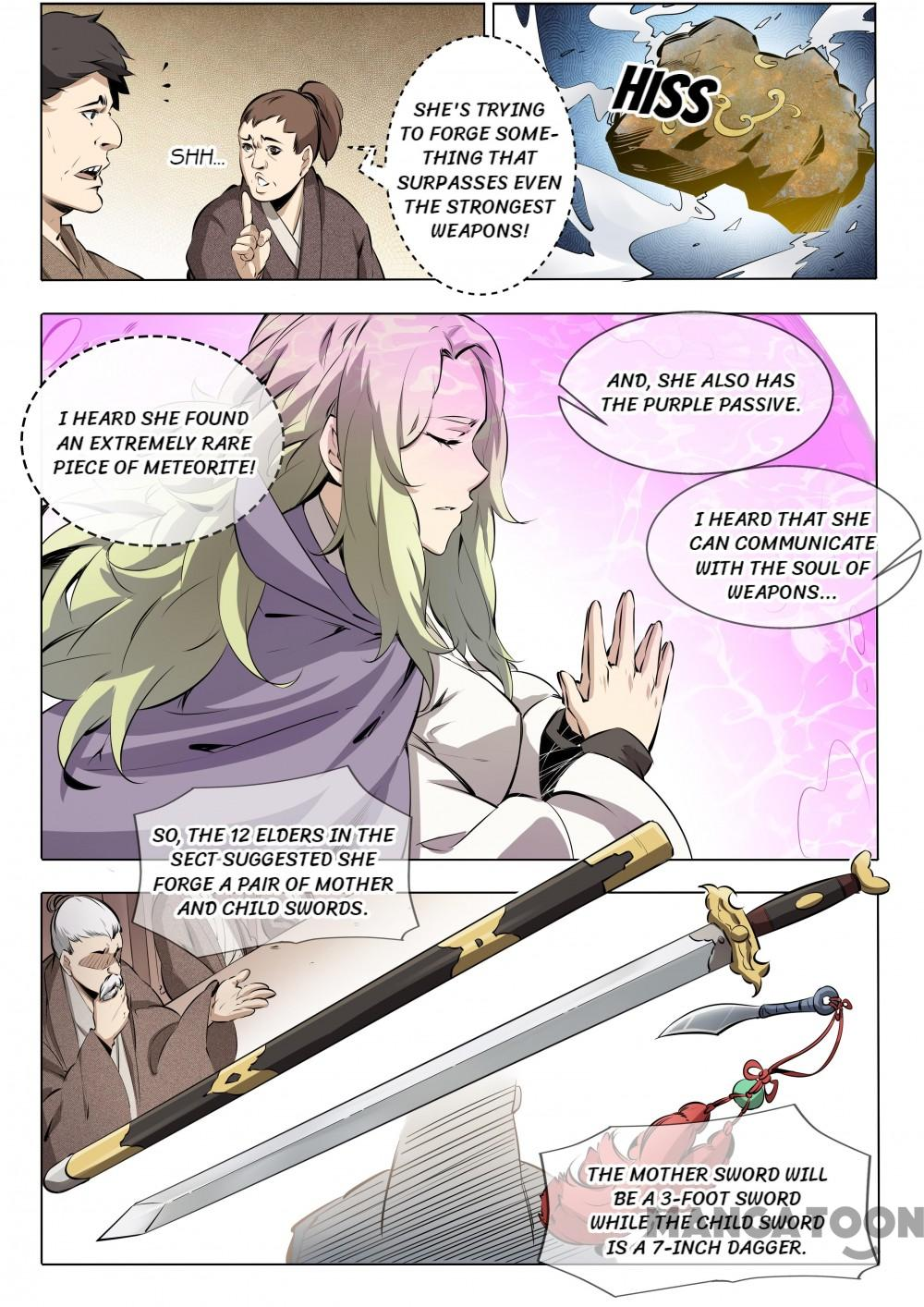 Apotheosis - Mega Chapter - Chapter 226+227 Full in EnGLISH