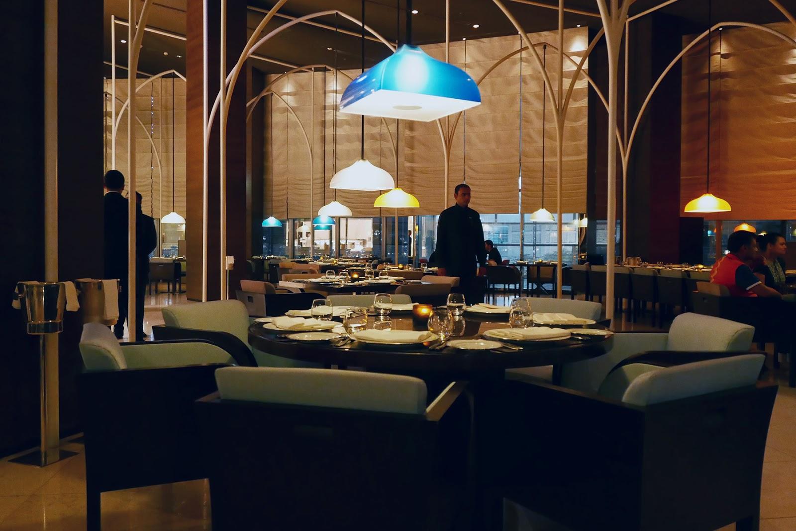 Euriental   luxury travel & style   Amal at Armani Hotel, Dubai