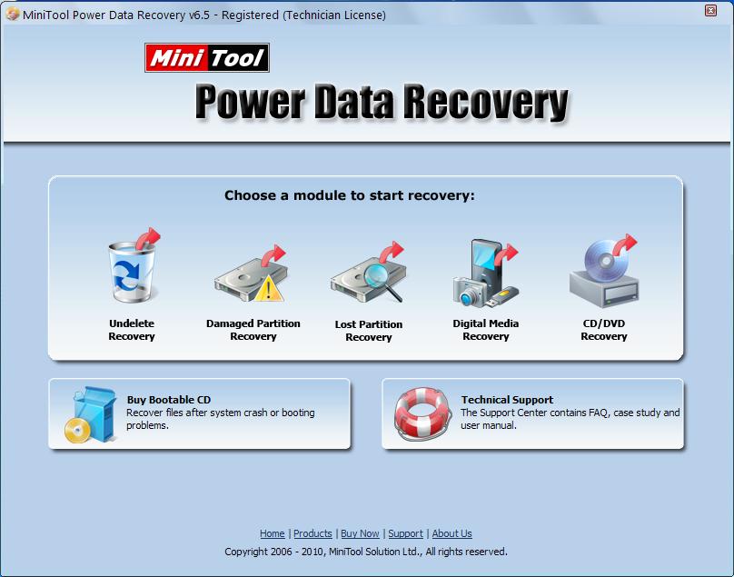 gratis minitool power data recovery 6.5
