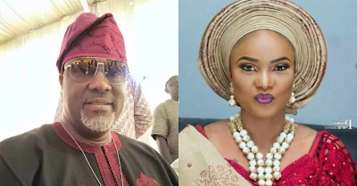 photo of iyabo ojo and dino melaye