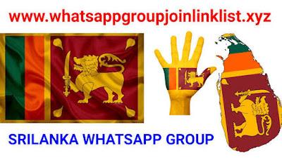Srilanka Whatsapp Group Join Link List