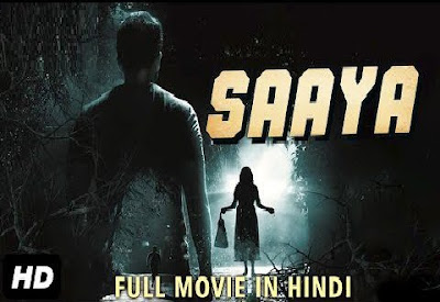 Poster Of Saaya Full Movie in Hindi HD Free download Watch Online 720P HD