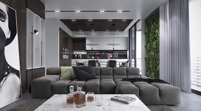 Inspirasi Desain Rumah Modern