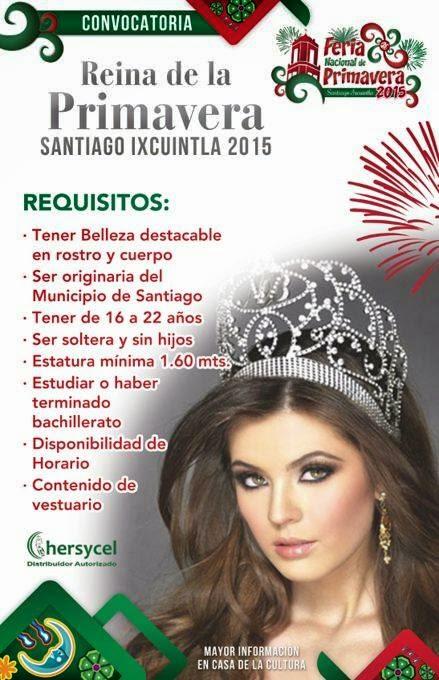 feria de primavera santiago ixcuintal 2015