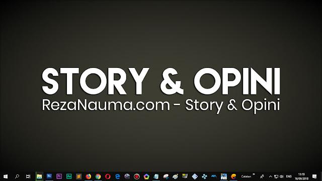 RezaNauma.com - Story & Opini