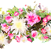 Water Colour Flower PNG 11