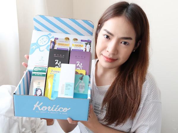 (เปิดกล่อง) ช้อปปิ้งไอเท็มความงามที่ Koriico.com