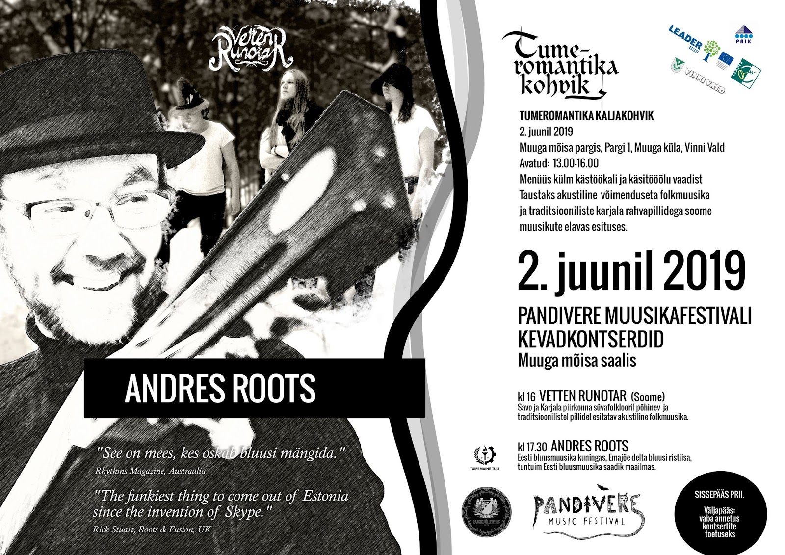 Andres Roots Roundabout: