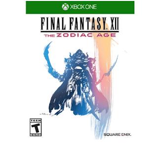 $9.90, Final Fantasy XII: The Zodiac Age (Xbox One)