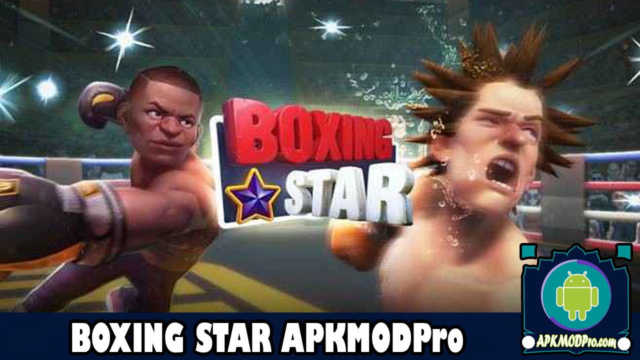 Download Boxing Star MOD APK 1.9.1 [MOD Demage] Terbaru 2020