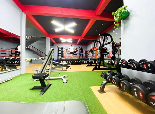 Rio Gym Center - Tiện ích Vạn Phát Avenue