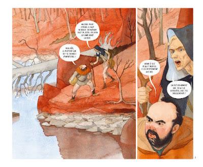 Le Dragon ne dort jamais - Pavel et Mikulas