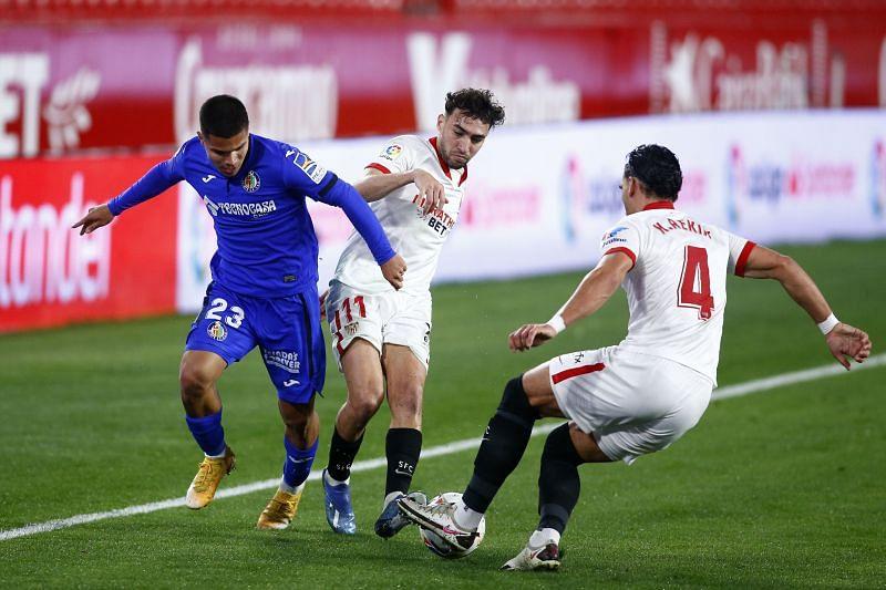 Getafe vs Sevilla Football Preview and Predictions 2021