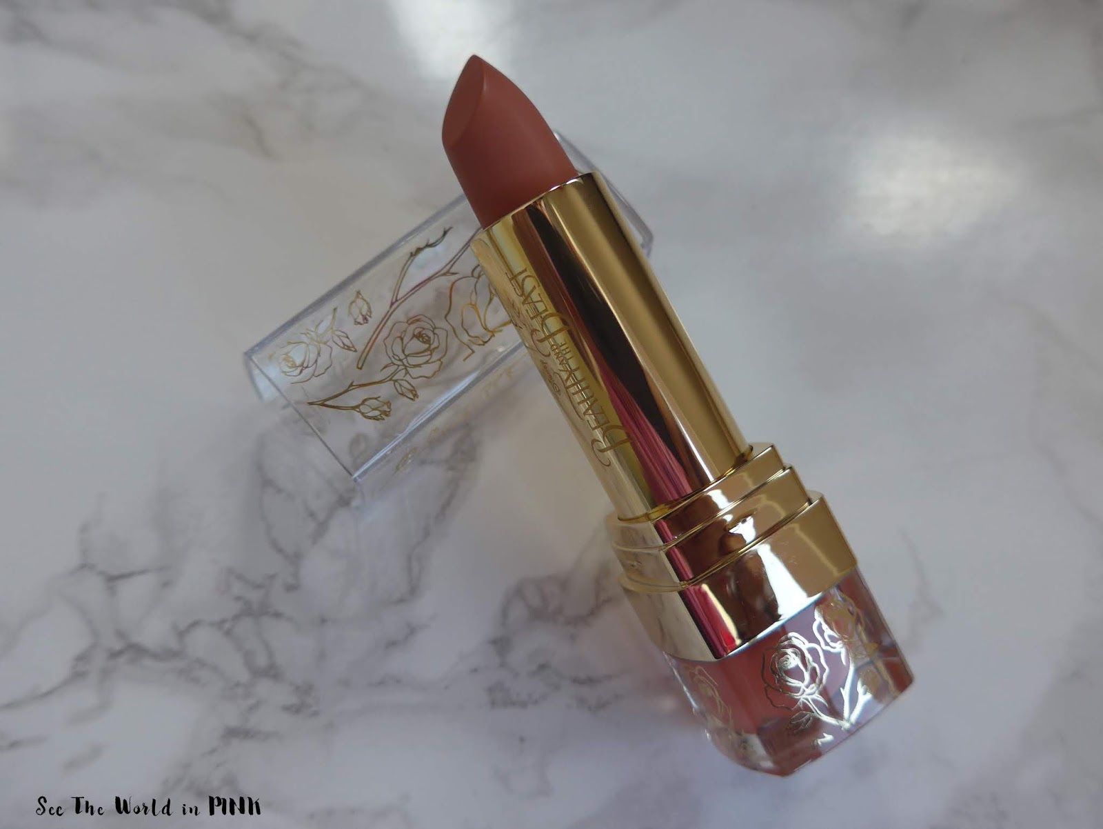 Getting Products Not Availble in Canada with Qwintry - Lorac Beauty and Beast Lipstick