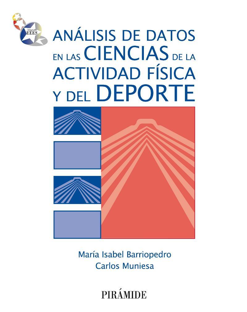 Análisis de datos en las ciencias de la actividad física y del deporte – María Isabel Barriopedro